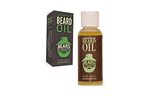 Beard Growther (Grow Your Beard Fast) 1.9oz