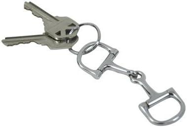 Snaffle Bit Shires Key Ring