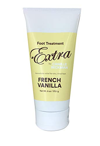 Camille Beckman Foot Treatment Extra, 6 Oz. Tube, French Van
