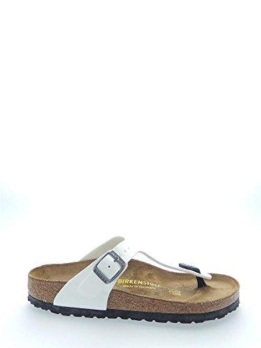 Birkenstock–Sandalias con correa en el tobillo mujer rosa Size: 36