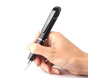 Electrolandia® Boligrafo Oculta HD Camara WiFi: Amazon.es: Bricolaje y herramientas