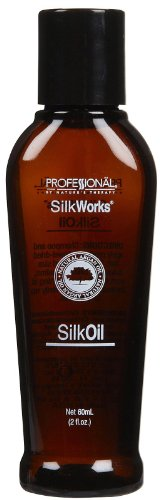 Professional by Nature's Therapy SilkWorks Silk Oil 2 fl oz (60 ml)