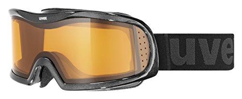 Uvex-Lunettes Vision optique L Black Met/Lasergold Lite