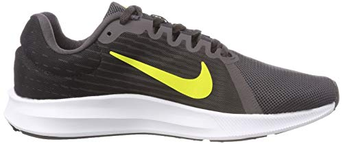 De 010 thunder oil dynamic Downshifter Nike Running Grey Hombre Yellow 8 Gris Para Grey Zapatillas wf6qpZx