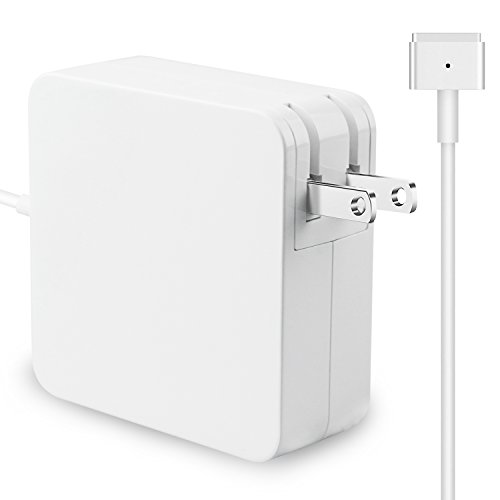 Macbook Air Charger, Aonear 45W Magsafe 2 Magnetic T-Tip Power Adapter Ac Charger for Macbook Air 11 inch and 13-inch