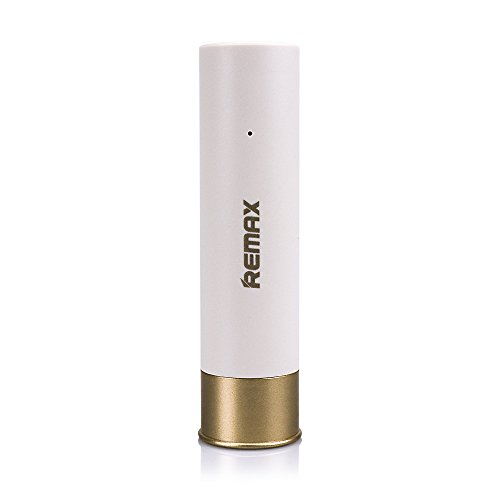 MKDMiD Unique Bullet Shell Shaped Military Collection Series- Military Enthusiasts Power Mini 2500mAh Cell Phone Portable Battery Power Bank, External Charger Pack Battery Bank ()