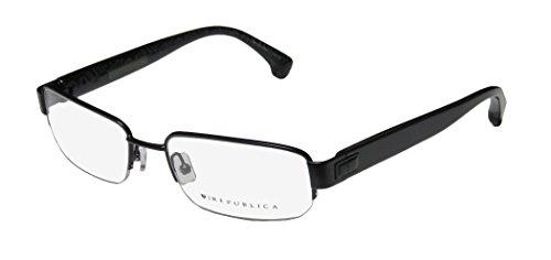 REPUBLICA Eyeglasses MANCHESTER Black - Republica Frames