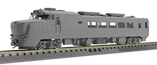 [해외] TOMIX N게이지 기하81  82 계특급 넘기고  증결 세트A 3냥 98312 철도 모형 디젤 카