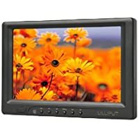 Lilliput 669GL-70NP/C/T-HB-RV 7 HDMI, DVI, VGA High Brightness, 4 Wire Touch Screen