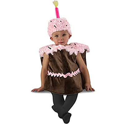 Princess Paradise Piece of Cake Child's Costume, X-Small/Small: Toys & Games