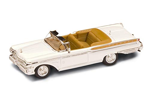 Road Signature 94253r 1957 Mercury Turnpike Cruiser Red 1-43 Diecast Car Model
