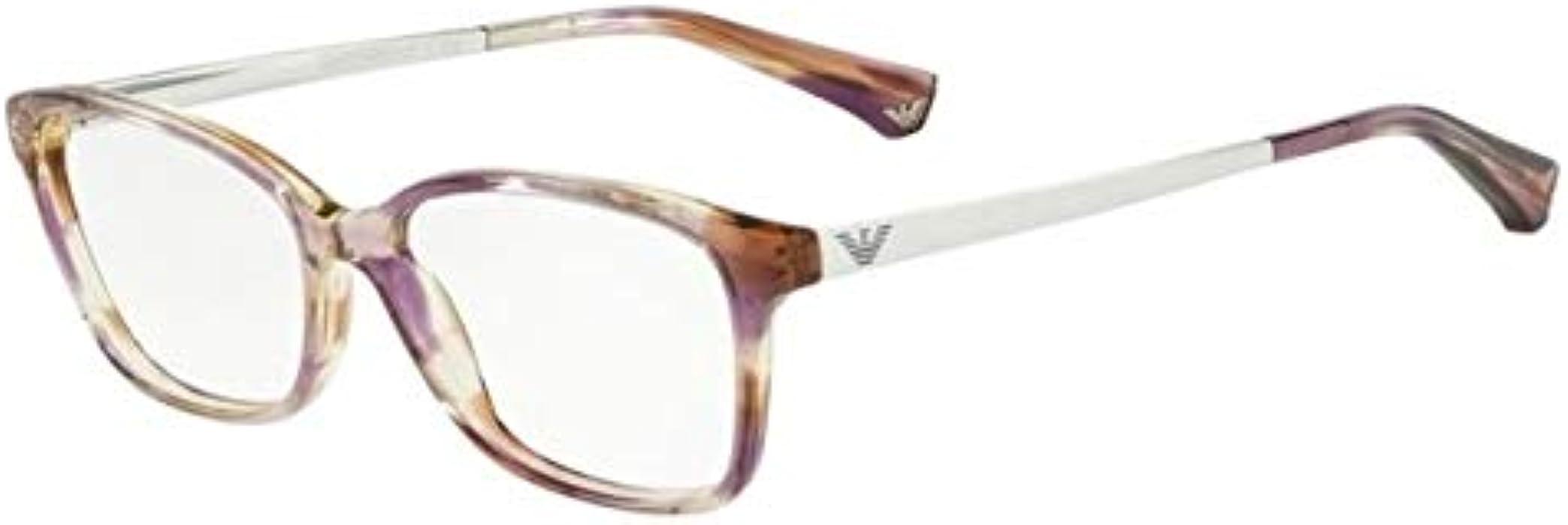 f4e10e2f72 Ray-Ban Women s 0EA3026 Optical Frames Multicolour (Water Color Plum ...