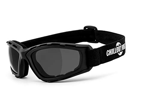 Chillout Rider® | SUPER DEAL | Motorradbrille, Motorradbrille winddicht, Herren & Damen| beschlagfrei, windabweisend…