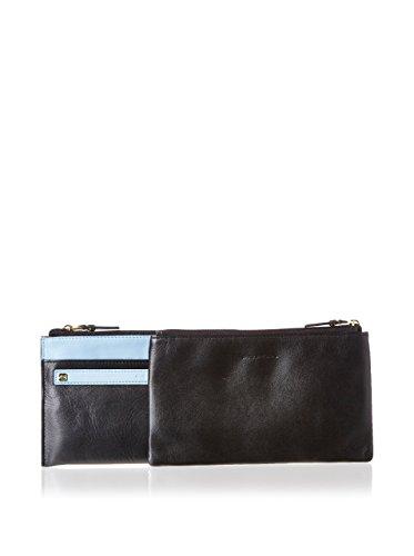 Bleu Piquadro Piquadro Noir Noir Clutch Bleu Bag Bag Clutch Piquadro w7aazEq
