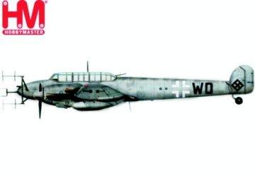 1/72 Bf-110 G-4 ナハト・イェーガー 「Bf110 メッサーシュミットシリーズ」 HA1802