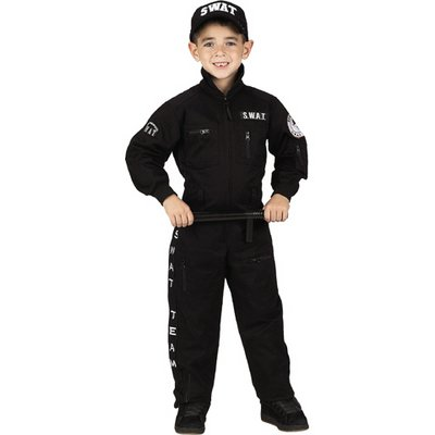 Jr. S.W.A.T. Child Costume - Toddler