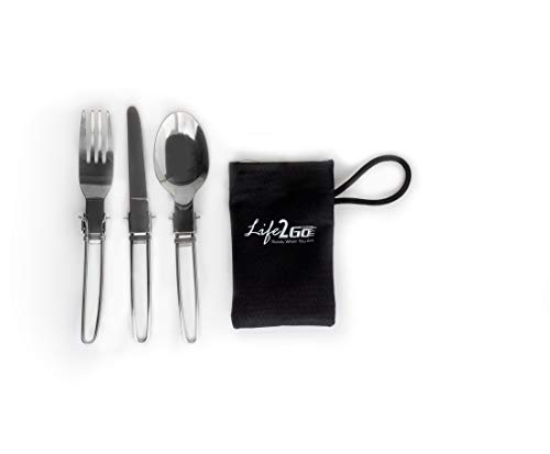 LIFE GO Stainless Silverware Lightweight product image