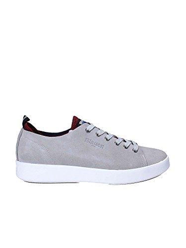 8SAUSTIN01 SUE SHOES BLAUER Gris Sneakers 42 Man 50zSSqxw