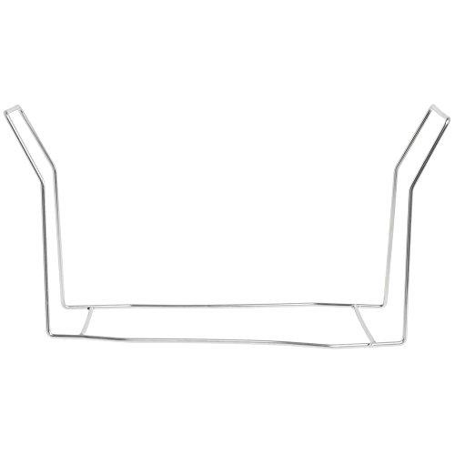 Fry Screen Cradle Nickel Plated Steel Wire - 18'' W by Hubert
