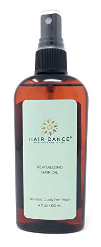 Hydrating Hair Care Oil for Dry Hair & Scalp, Split ends, Skin, and Fragile Hair - No Sulfates, Paraben, or Silicones- Omega Rich Blend of Walnut, Argan, Avocado, Coconut, Shea Butter and more(4 oz.)