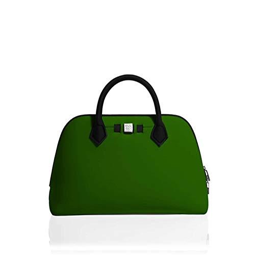 x Borsa Mano save x my 36x26x16 Donna a L H cm Midi Verde Princess W bag AqUxqTO
