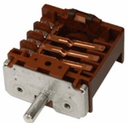 GE Part Number WB21X10090 OVEN SELEC SWITCH 250V