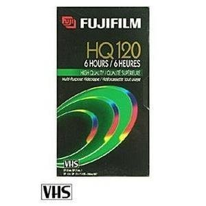 UPC 074101611403, Fujifilm 4PK HQ T-120 VHS VIDEO CASSETTE ( 23021124 ) (Discontinued by Manufacturer)
