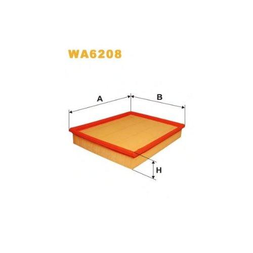 Wix Filter WA6208 Air Filter: