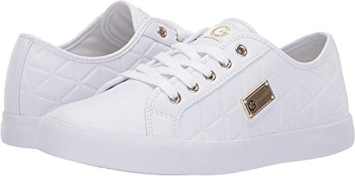 G by GUESS Women's Oking White 8 M US from G by GUESS