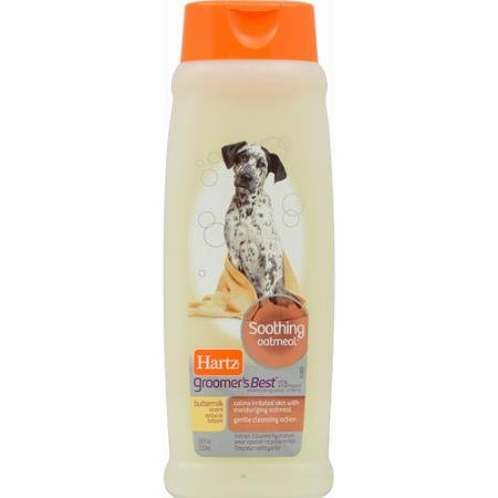 Groomers-Best-Extra-Gentle-Soothing-Oatmeal-Shampoo-180-FL-OZ-Moisturizers-and-protein-conditioners-by-hartz
