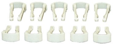 Wix WCK11 Fuel Filter Clip, Pack of 1 - Fuel Line Clip