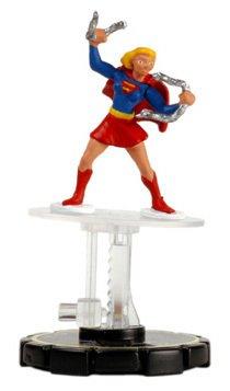 DC Heroclix Unleashed Supergirl Rookie