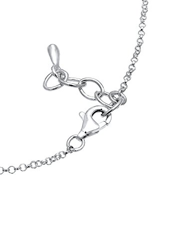 Elli - Bracelet - Argent 925 - Cristal - 17 cm - 0203380316_17