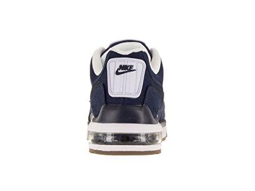 Nike Mens Air Max Ltd 3 Txt Mitten Marin / Obsidian / Vit / G Mörk Brw Löparskor 8,5 Män Oss
