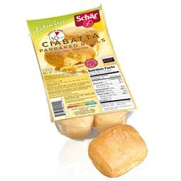 Schar's Gluten Free Ciabatta Rolls - Case of 6 by  (Image #1)