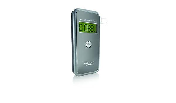 alcomate Premium Breath Alcohol Test de drogas (- al 7000 F-kit: Amazon.es: Amazon.es