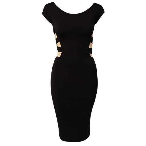 Amour - Fashion Trendy Pencil Dress Bandage Ball party Cocktail Bodycon