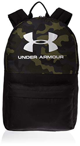 Under Armour Loudon Backpack, Desert Sand//Black, One Size Fits All