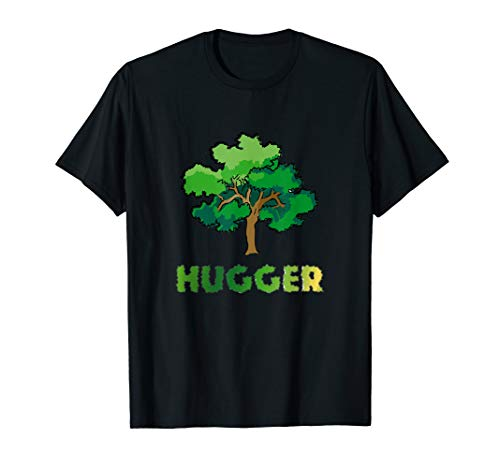 (Tree Hugger - Earth Day T-Shirt)