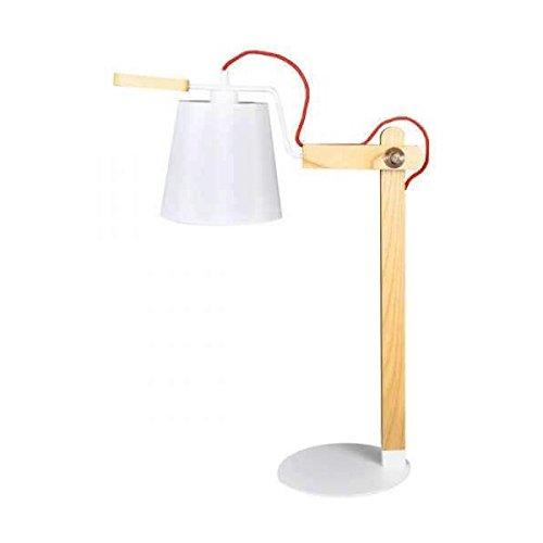 Lampe Design Oak