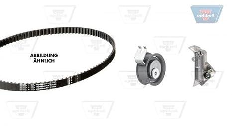 OPTI Belt KT 1296 Opti Belt de zrk Kit - Correa de distribución: Amazon.es: Coche y moto
