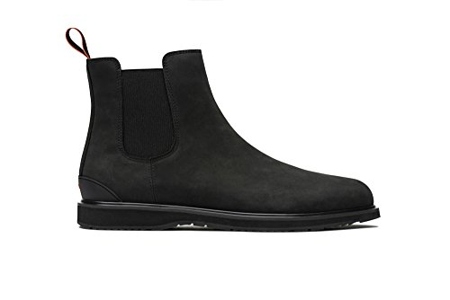 SWIMS Barry Chelsea Boot, Black, 12 by SWIMS
