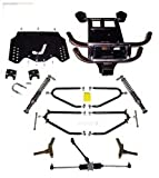 JAKE's Long Travel Lift Kit for GAS EZGO TXT 2001.5 - 2009 Golf Cart