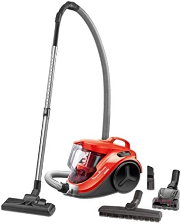 Moulinex Mo3774PA - Aspirador sin bolsa, color naranja: Amazon.es ...