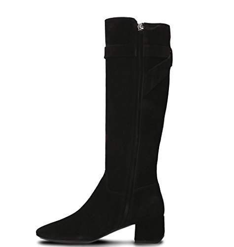 Botas Gamuza Negro Tod's Xxw20a0v770byeb999 Mujer ZX7PqnW