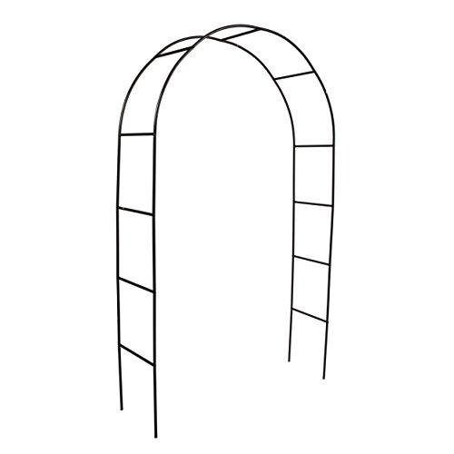 (Better Garden Steel Garden Arch, 7'8