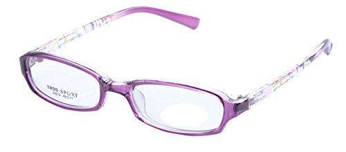De Ding Kids Multicolored Eye Glasses Optical Frame - Multi Eyeglass Frames Colored