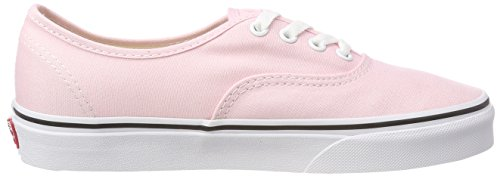 White Authentic Vans Chalk Trainers Q1c Women's True Pink Pink 770Sw5q