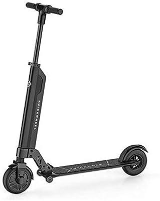 Bicicleta Eléctrica Plegable para Adultos De 6 Pulgadas, 42V 250W De Hombres Y Mujeres Ultra Ligero Y Práctico Plegable Scooter Eléctrico