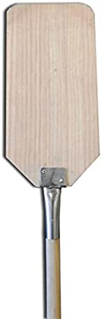Pala de Madera de Pino para Horno 50 x 20 cm + Mango